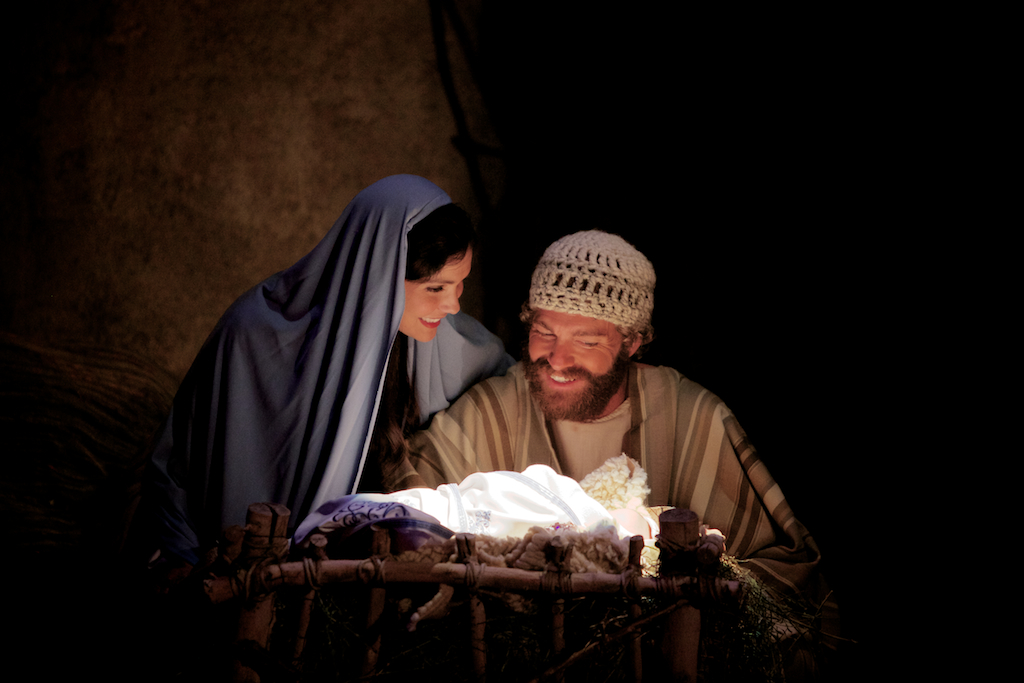 The Live Nativity, Las Vegas