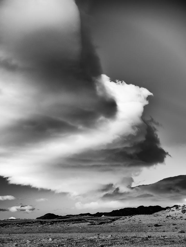 Tonal Clouds, Las Vegas
